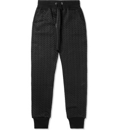 Blood Brother Black Shelf Jogger Pants Picutre