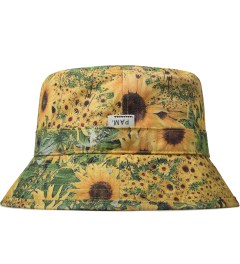P.A.M. Helianthus Bucket Hat Model Picutre