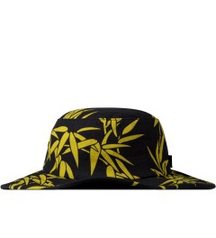 HUF Black Bamboo Jungle Hat Picutre