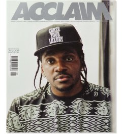 Acclaim Issue #32 - The Team Player Issue Picutre