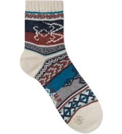 CHUP Ivory Rela Socks Picutre