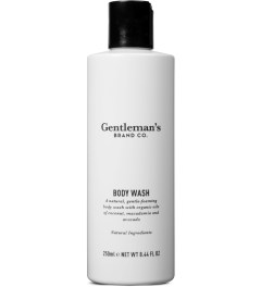 Gentleman's Brand Co. 250ml Coconut Body Wash Picutre