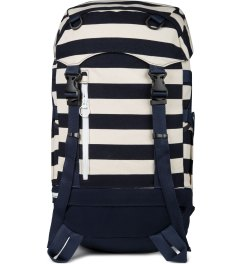 CASH CA Navy Border CASH CA x ximmun. 40L Backpack Picutre