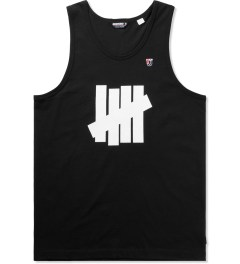 Undefeated Black Five Strike Tank Top Picutre