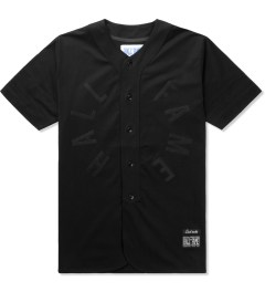 Hall of Fame Black Mercy Baseball Jersey Picutre