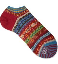 CHUP Blue Imbolc Socks Picutre