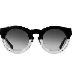 3.1 Phillip Lim Linda Farrow x 3.1 Phillip Lim PL38C2SUN Two Tone Round Acetate Sunglasses Picutre