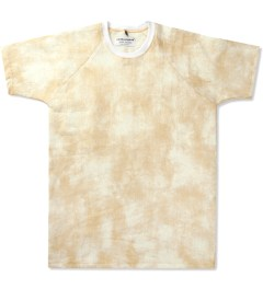 clothsurgeon Linen Paint Elongated T-Shirt Picutre
