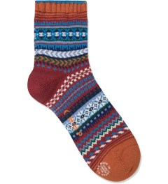 CHUP Brown Rabinal Socks Picutre