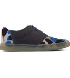 Thorocraft Grey Leopard Davis Shoes Picutre