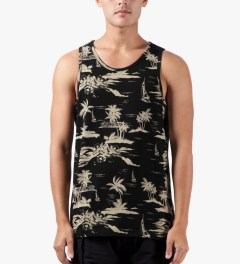10.Deep Black Bushmaster Tank Top Model Picutre