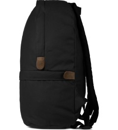 "Bedwin & The Heartbreakers Black ""WAFFLE"" Day Pack Model Picutre"