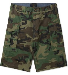 10.Deep Woodland High Post Shorts Picutre