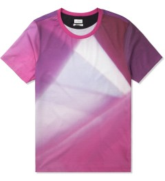 Paul Smith Pink Gradient Print T-Shirt Picutre