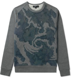 Commune De Paris Marl Grey Explo Sweater Picutre