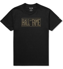Hall of Fame Black Logo Jumbotron T-Shirt Picutre