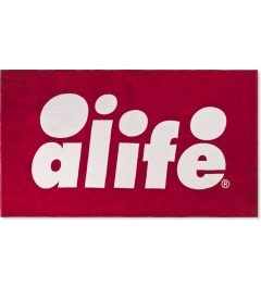 ALIFE Red Core Towel Picutre