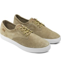 HUF Sable Sutter Low-Top Shoes Model Picutre