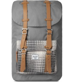 Herschel Supply Co. Grey Cabin Little America Backpack Picutre