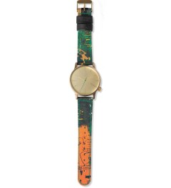 KOMONO KOMONO X JEAN-MICHEL Untitled Winston Basquiat Series Watch Model Picutre