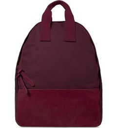 Buddy Wine Ear Tote Backpack Picutre