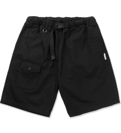Liful Black Camp Shorts Picutre