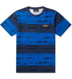 The Hundreds Navy Marble T-Shirt Picutre