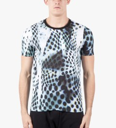 Paul Smith Hazy Spot Print T-Shirt Model Picutre