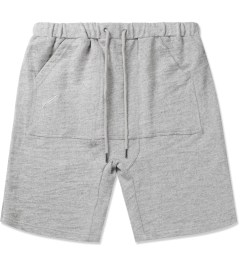 Publish Heather Grey Chase Sweatshorts Picutre