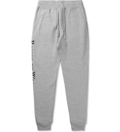 Raised by Wolves Heather Grey Logotype Sweatpants Picutre