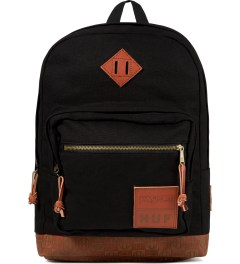 HUF HUF x Jansport Black Right Pack Backpack Picutre