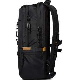 Focused Space Black The Incubator Backpack Model Picutre