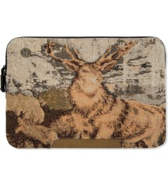 "Focused Space Elk The Silo 15"" Laptop Sleeve Picutre"