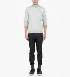 ZANEROBE Indigo Dynamo Denim Jeans Model Picutre