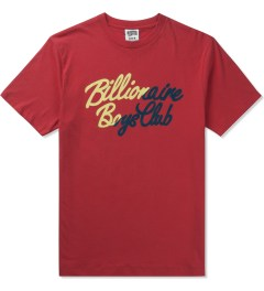 Billionaire Boys Club Lollipop Red S/S Slash T-Shirt Picutre