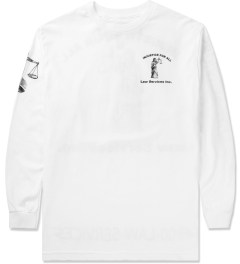 BEENTRILL White Injustice L/S T-Shirt Picutre