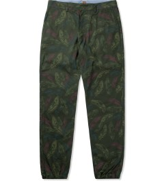 UNYFORME Dark Green Mulberry Pants Picutre