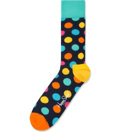 Happy Socks Multicolor Big Dot Socks Picutre