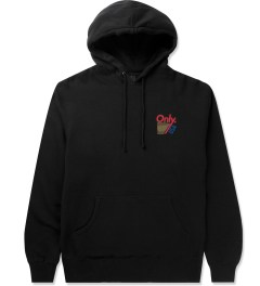 ONLY Black Trainer Pullover Hoodie Picutre