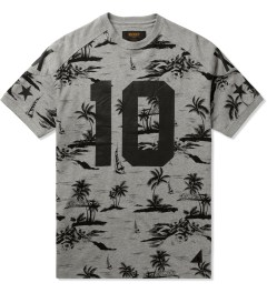 10.Deep Heather Grey J. Brown Jersey T-Shirt Picutre