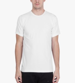 Publish White Eamon T-Shirt Model Picutre