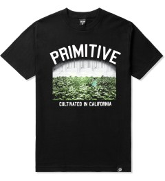 Primitive Black Garden T-Shirt Picutre