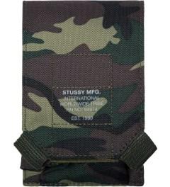 Stussy Olive Camo Field Case Picutre