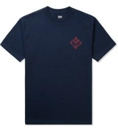 CLUB 75 HUF x Club 75 Navy T-Shirt Picutre