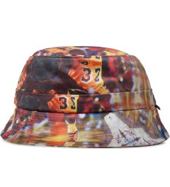 Hall of Fame Magic Sublimation Bucket Hat Picutre