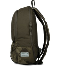 Brownbreath Khaki/Camo Civitas Backpack Model Picutre