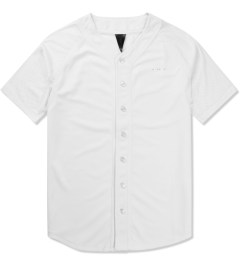 Publish White Vaughn Button-up Shirt Picutre