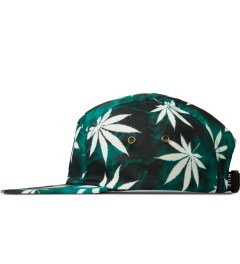 HUF Jade Tie-dye Plantlife Volley Cap Model Picutre