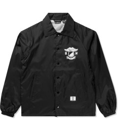 "Bedwin & The Heartbreakers Black ""Jill"" Coach Jacket Picutre"