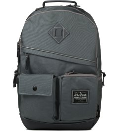 The Earth Grey Black Label 3 Daypack Backpack Picutre